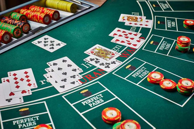 Blackjack Counting